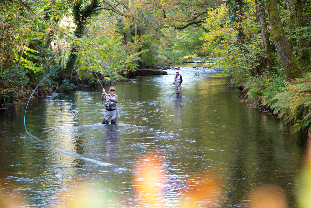 Wainsford Riverside Cottages Fly Fishing